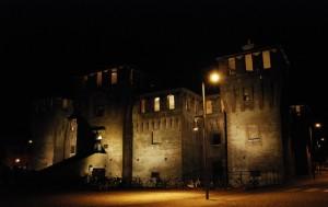 il castello di notte2