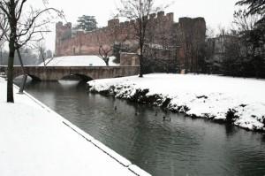Castelfranco (vista invernale)