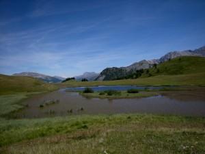 Lago dei Sette Colori, Cesana Torinese