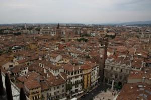 Verona dalla Torre