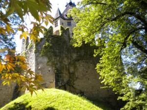 Se ne vada è un castello privato!!!
