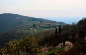 Collebeato - La frazione Campiani