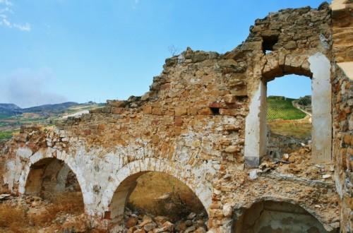 Salaparuta - rovine del castello arabo
