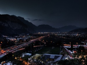 View From Doss Trento