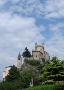 Saint-Pierre, il castello