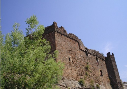Arnara - Castello Colonna