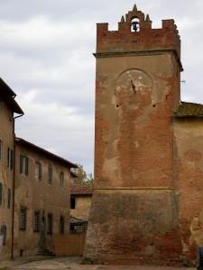 Villa Saletta - Torre dell'orologio