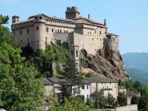 il  castello di Bardi II