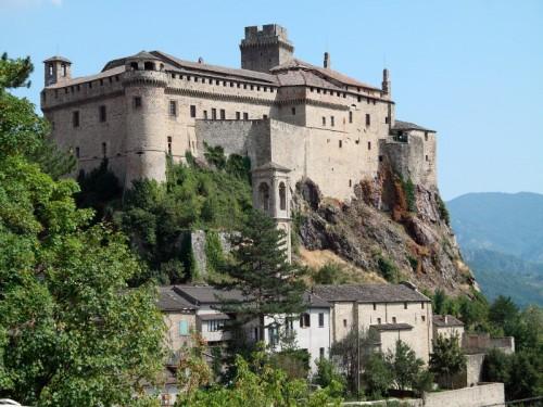 Bardi - il  castello di Bardi II