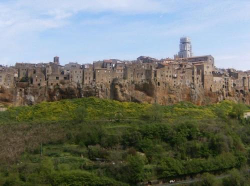 Pitigliano - La piccola Gerusalemme