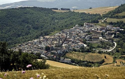 Alberona - Panorma di Alberona
