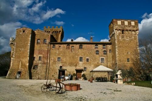 Pienza - Castello di Spedaletto