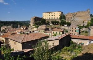 Sorano (Panorama)