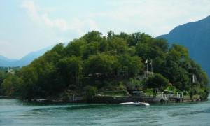 Panorama dell'Isola Comacina