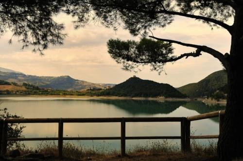 Casoli - La Torretta dal lago di S.Angelo