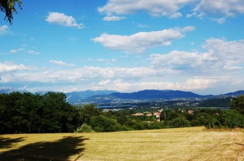 Erba - Panorama di Erba-Alserio