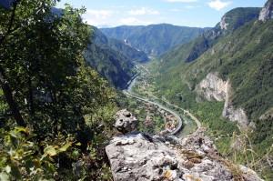 Vista sulla Valsugana