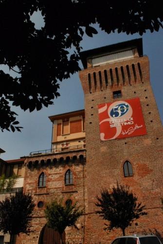 Settimo Torinese - la torre di settimo t.se