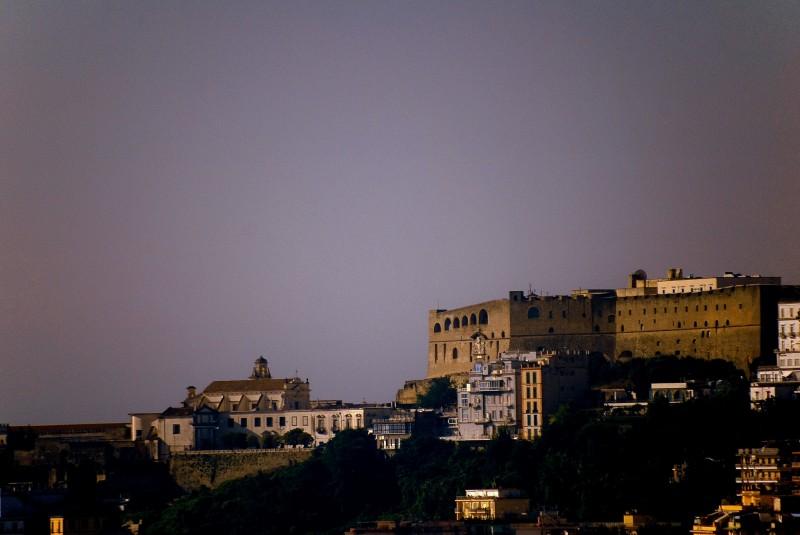 ''Castel Sant'Elmo'' - Napoli