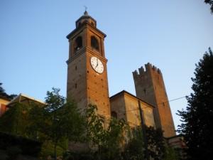 La fortezza di Castelnuovo Fogliani