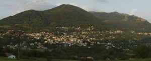 Panoramica San Fedele Intelvi (CO)