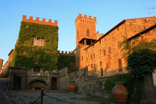 Montecatini Val di Cecina - Chianti al Castello Ginori