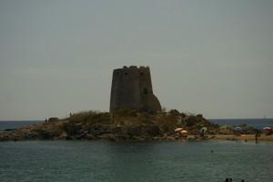 Torre di Barì a Bari Sardo