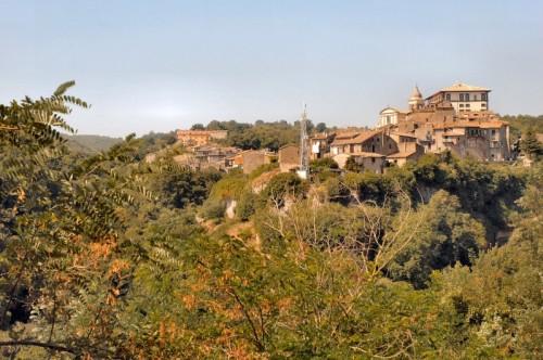 Gradoli - Panorama di Gradoli