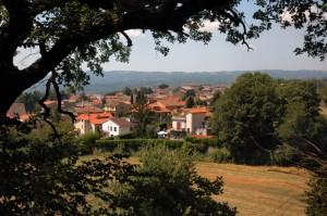 Panorama di San Lorenzo Nuovo