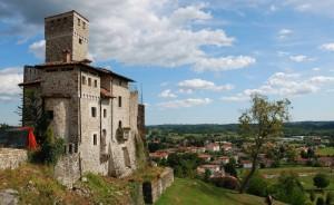 Castello di Artegna .. continua a vigilare