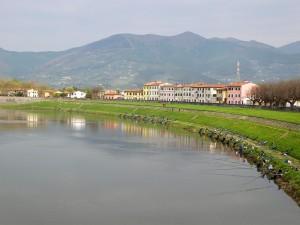 Calcinaia - Pesca in Arno