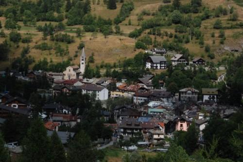 Cesana Torinese - Panorama 1