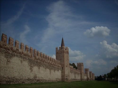 Montagnana - Le Mura Medievali di Montagnana