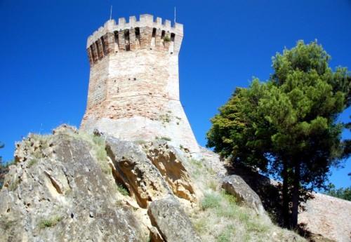Treia - la torre di Treia