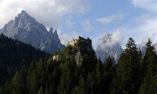 Tonadico - Castel Pietra