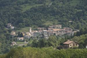 Panorama di Laino