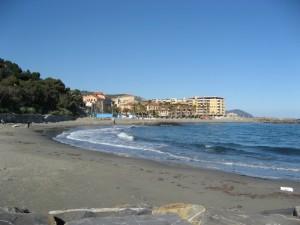San Lorenzo al Mare (in inverno)