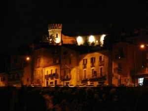 Catanzaro by night