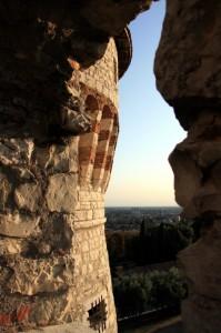 Attraverso la torre