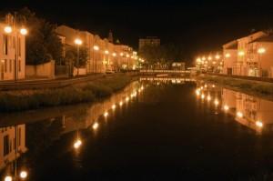 Adria by night