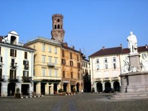 Torri di Vercelli: la torre dell'Angelo