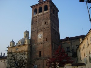 Torri di Vercelli: la torre del 1100