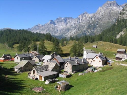 Baceno - Crampiolo, Alpe Devero