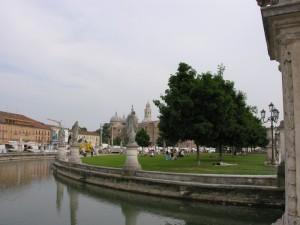 Relax e incontri a Prato della Valle