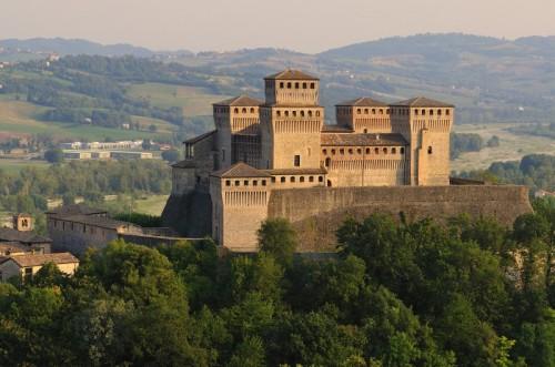 Langhirano - Il castello di Torrechiara ll