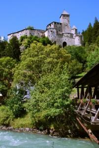 il castello dal ponte