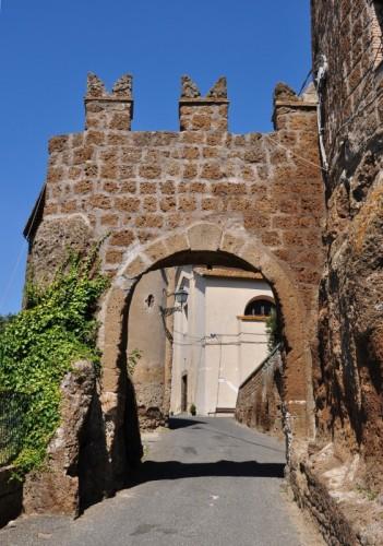 Blera - Entrata al Borgo