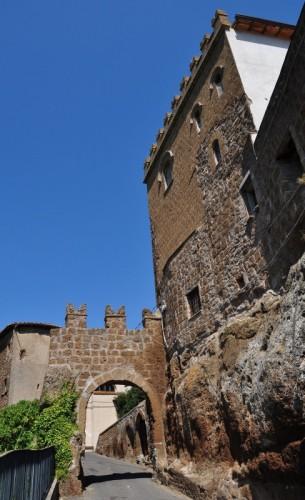 Blera - Porta e Castello