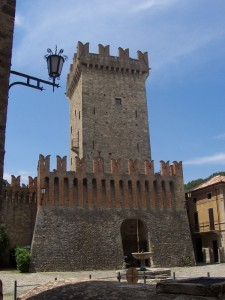 Torre di Vigoleno