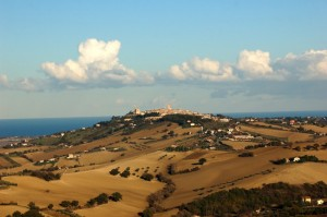 Potenza Picena Panorama